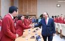 Chùm ảnh: Thủ tướng gặp mặt đoàn thể thao Việt Nam dự ASIAD