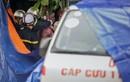 Những chuyến xe chở thi thể sau vụ cháy làm 4 người chết ở HN