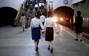 Ga tàu điện ngầm Bình Nhưỡng và cuộc sống hằng ngày của Triều Tiên