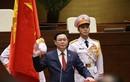 Tân Chủ tịch Quốc hội Vương Đình Huệ làm lễ tuyên thệ