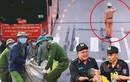 Những hình ảnh khiến đại úy CA mặc kệ dân vật lộn với cướp hổ thẹn!