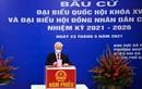Tổng Bí thư và các lãnh đạo cấp cao bỏ phiếu bầu ĐBQH khóa XV và HĐND các cấp