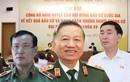 19 tướng lĩnh, sĩ quan công an trúng cử ĐBQH khóa XV là ai?