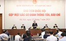 Chủ tịch Quốc hội Vương Đình Huệ: 499 đại biểu là kho tàng kiến thức, kinh nghiệm vô giá