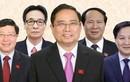 Chân dung lãnh đạo bộ máy Chính phủ sau khi kiện toàn