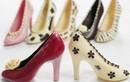 Giày socola Valentine - quà siêu độc đáo cho ngày tình nhân