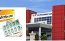 Thêm thuốc kém chất lượng của Công ty US Pharma USA bị thu hồi