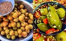 Chảy nước miếng với những loại trái cây dầm muối ớt