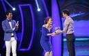 Mỹ Tâm nhận cúp MTV Đông Nam Á trên sân khấu Idol