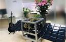 Cận cảnh vệ tinh do các nhà khoa học Việt trực tiếp chế tạo