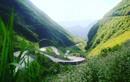 Thót tim với những khúc cua ở dốc Bắc Sum Hà Giang