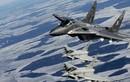 Tiêm kích MiG-29 sát cánh Typhoon tuần tra vùng Baltic