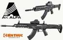 Infographic: Ngạc nhiên súng trường AK Nga chế riêng cho Mỹ