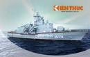 """Infographic: """"Sát thủ diệt hạm"""" đáng sợ nhất của HQND Việt Nam"""