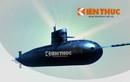 """Infographic: Tàu ngầm """"hố đen"""" của HQND Việt Nam"""