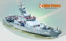 Infographic: Tàu chiến Việt Nam tự thiết kế, chế tạo