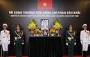 Đại sứ Mỹ gửi lời chia buồn về việc nguyên Thủ tướng Phan Văn Khải từ trần