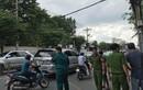 Nổ xe máy tại trụ sở công an, một cán bộ bị thương
