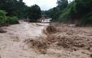 Ảnh hưỡng bão số 9 Trung Bộ đón mưa lớn, nguy cơ gây lũ