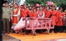Dân Ném Thượng vẫn khai đao chém lợn