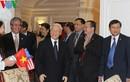 Tổng Bí thư Nguyễn Phú Trọng thăm Đại sứ quán Việt Nam ở Mỹ