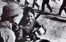 Hình ảnh vô cùng xúc động về người lính bộ đội cụ Hồ