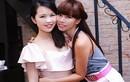 Hà Anh tự hào về em gái xinh đẹp, giỏi giang