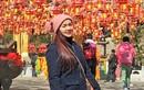 """""""Gái một con"""" Ngọc Anh một mình du lịch châu Á"""