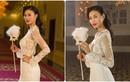 Ninh Dương Lan Ngọc làm cô dâu xinh đẹp