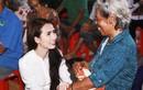 Mơ Phan mừng sinh nhật thứ 26 cùng người nghèo