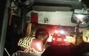 CSGT dẫn xe khách mất đèn trong đêm, cứu nhiều người khỏi nguy hiểm