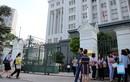 Hình ảnh đầu tiên tòa phúc thẩm xét xử ông Đinh La Thăng