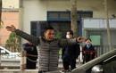 Ảnh: Tài xế chịu rét ở BOT Bắc Thăng Long - Nội Bài phản đối thu phí