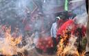 Cận cảnh lễ hội thổi cơm thi độc đáo ở làng Thị Cấm