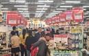Hàng Tết ở siêu thị Hà Nội đua nhau khuyến mại, giảm giá gần 50%