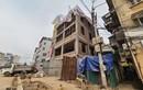 """Công trình 189 Minh Khai vi phạm TTXD """"mọc"""" trên đường vành đai 2"""