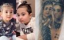 Ngoại hình đẹp như vẽ 2 nhóc tỳ con lai có mẹ Việt bố Iraq