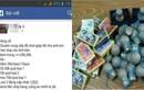 Bị dân mạng ném đá vì lên Facebook rao bán pháo nổ