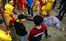 Thanh niên hỗn chiến, đánh nhau ở lễ hội đền Gióng