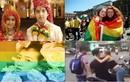 Bão mạng: Cô dâu 8 tuổi; cờ lục sắc ủng hộ LGBT