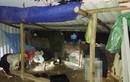 Cận cảnh túp lều nghi phạm sát hại 4 người trong một GĐ
