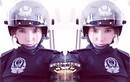Nữ cảnh sát xinh đẹp, bí ẩn khiến dân mạng phát cuồng