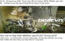 NTD bị lừa trắng trợn mua xe đạp diện HKBike nguồn gốc Trung Quốc