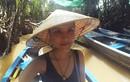 Bông hồng lai Pháp xinh đẹp đam mê khám phá Việt Nam