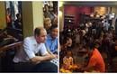 Quán cafe Hoàng tử Anh ghé thăm ở HN có gì đặc biệt?