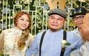Vinh Râu khóc trong đám cưới khi nghe vợ hát