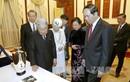 Nhà vua và Hoàng hậu Nhật Bản tặng Chủ tịch nước 3 kỷ vật