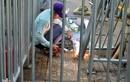 """Ảnh: Tháo bớt rào chắn vỉa hè như """"chuồng thú"""" ở Sài Gòn"""