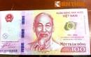 Tiền lưu niệm 100 đồng bán ở Hà Nội từ ngày 12/4