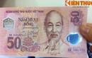 Ảnh độc về đồng tiền lưu niệm đầu tiên của NHNN